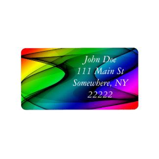 Rainbow Spectrum Abstract