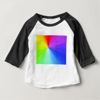 Rainbow spectrum design baby T-Shirt