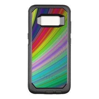 Rainbow speed OtterBox commuter samsung galaxy s8 case