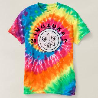 Rainbow Spiral Inuzuka T-shirt