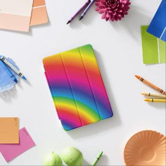 Rainbow Spiral iPad Mini Cover