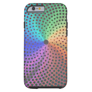 Rainbow Spiral IPhone 6 Case