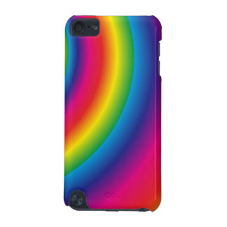 Rainbow Spiral iPod Touch (5th Generation) Covers