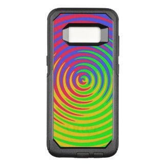 Rainbow Spiral OtterBox Galaxy S8 Case
