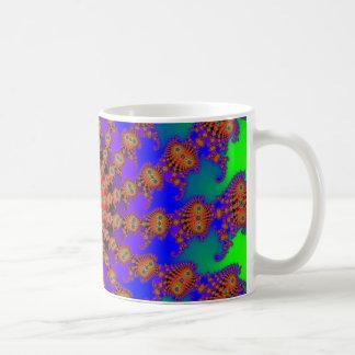 Rainbow Spiral, Thick (Mug) Coffee Mug