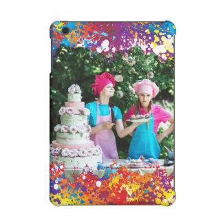 Rainbow Splash Abstract iPad Mini Retina Case