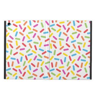 Rainbow Sprinkles iPad Air Cover