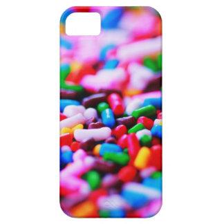 Rainbow Sprinkles iPhone 5 Case