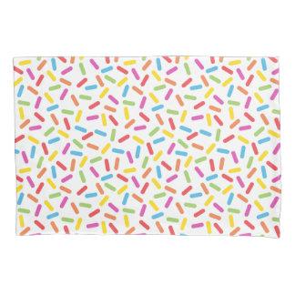 Rainbow Sprinkles Pillowcase
