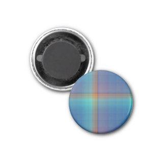 Rainbow Squares Magnet