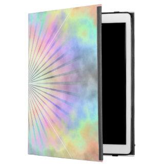 """Rainbow Star Burst Horizon iPad Pro 12.9"""" Case"""