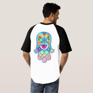 Rainbow Star/Hamsa Combo T-shirt