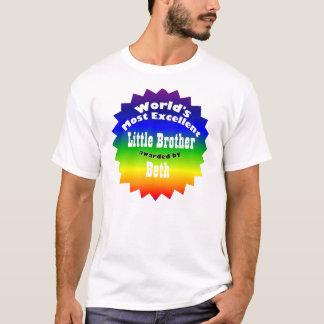 RAINBOW STAR ..World's Most Excellent T-Shirt