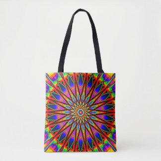 Rainbow Stars Tote Bag