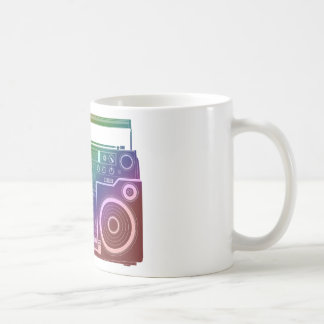 Rainbow Stereo Mugs
