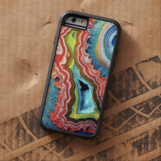 """Rainbow Stone iPhone 6 Case"" Tough Xtreme iPhone 6 Case"