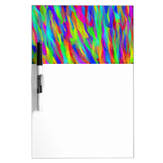 Rainbow Streaks Dry Ease Board