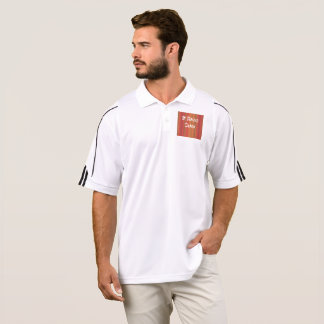 Rainbow Stream Polo Shirt