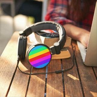 Rainbow Stripe Pattern