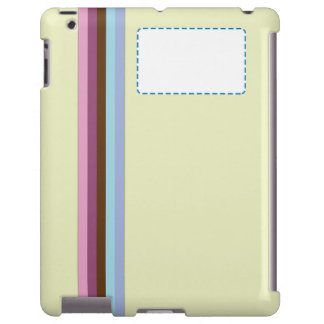 rainbow stripes ipad barely there