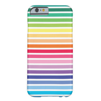 Rainbow Stripes iPhone 6/6s Case