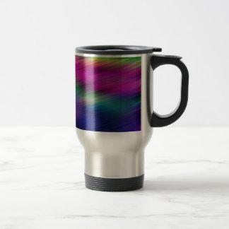 Rainbow Stripes Mugs