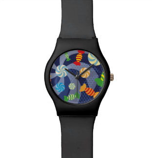 Rainbow Sugar Crush - Colorful Candies for Kids Watch
