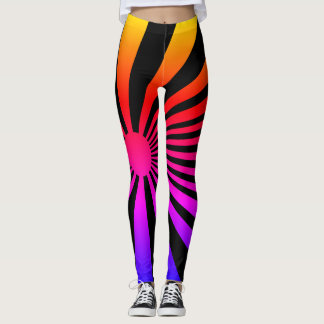 Rainbow Sunrise Legging