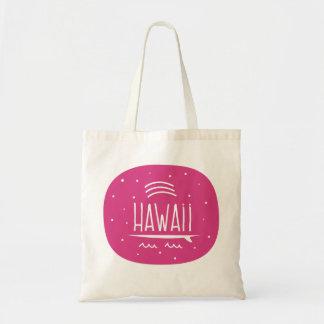 """""""Rainbow Surfboard Hawaii"""" Bag"""