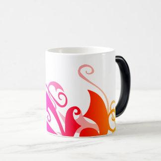 Rainbow Swirl Morphing Mug