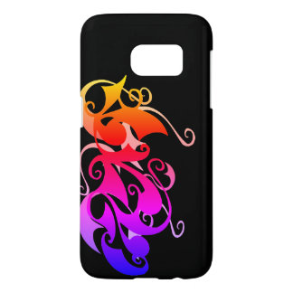 Rainbow Swirl (Samsung Galaxy S7) Samsung Galaxy S7 Case