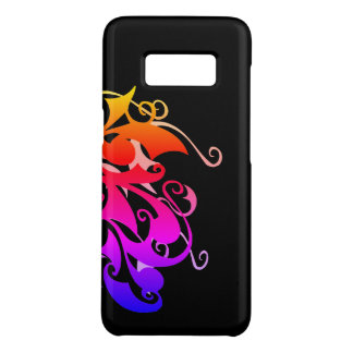 Rainbow Swirl Samsung Galaxy S8 Case
