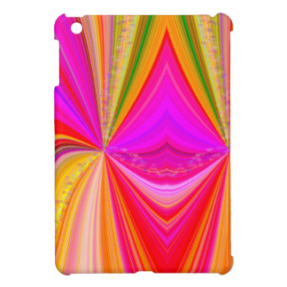 Rainbow Swirl with Stars Case For The iPad Mini