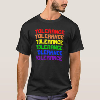 Rainbow Text Shirt Template