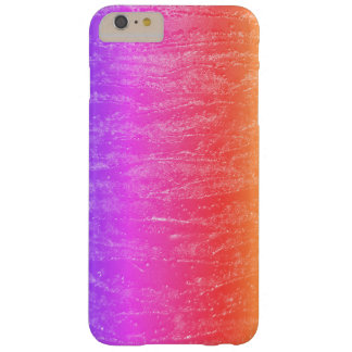 Rainbow Texture Barely There iPhone 6 Plus Case