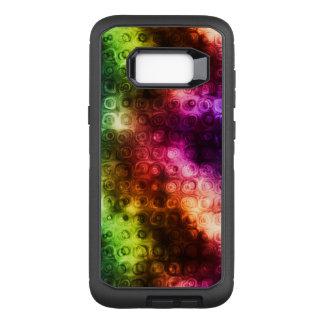 Rainbow Texture OtterBox Defender Samsung Galaxy S8+ Case