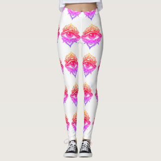 Rainbow Thirdeye Leggings