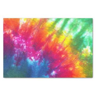 Rainbow Tie-Dye Tissue Paper