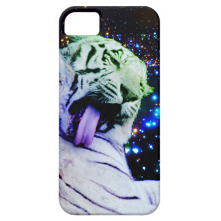 Rainbow Tiger iPhone 5 Cases