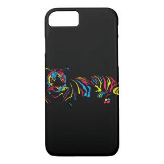 Rainbow tiger iPhone 8/7 case