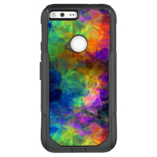 Rainbow Tissue Paper OtterBox Commuter Google Pixel XL Case