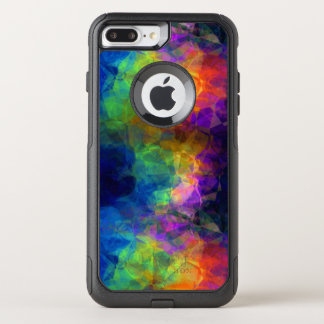 Rainbow Tissue Paper OtterBox Commuter iPhone 8 Plus/7 Plus Case