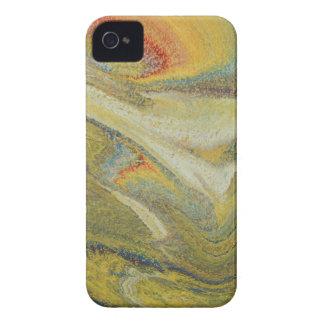 Rainbow Tornado iPhone 4 Covers