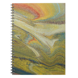 Rainbow Tornado Notebooks