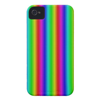 Rainbow touched Case-Mate iPhone 4 cases