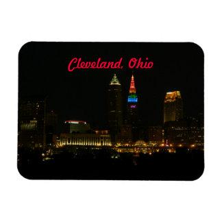 Rainbow Tower, Cleveland Ohio Magnet