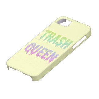 Rainbow Trash iPhone 5 Case