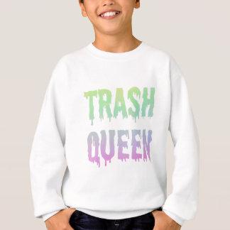 Rainbow Trash Sweatshirt