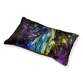 Rainbow Tree Pet Bed