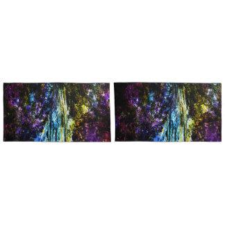 Rainbow Tree Pillowcase